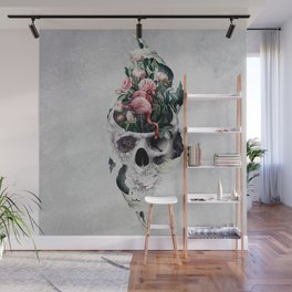 Life and Death Wall Mural
