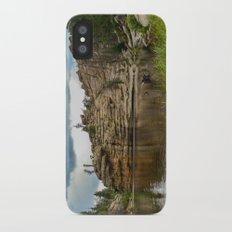 Gem Lake Slim Case iPhone X