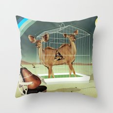 FIX Throw Pillow