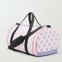 Gamer Girl - Pastel Controller Buttons Duffle Bag
