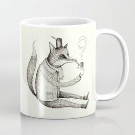 'Theories' Character Coffee Mug