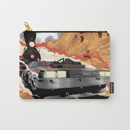 Back to the Future III (Three) Carry-All Pouch