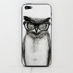 Mr. Owl iPhone & iPod Skin