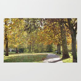 A Walk in the Park Rug