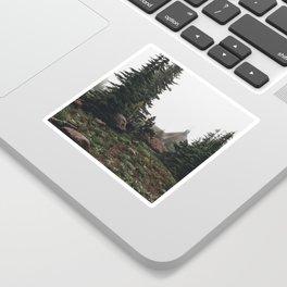 Timberline Lodge Sticker