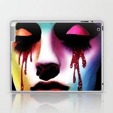Glitter Tears Laptop & iPad Skin