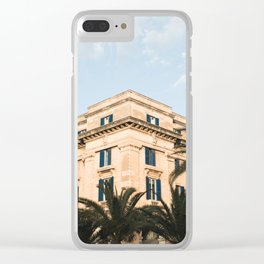 Symmetry Clear iPhone Case