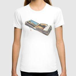 Scrap Book T-shirt