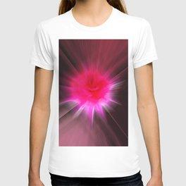 Lightning Spectrum from the Rose T-shirt