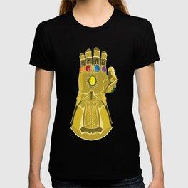Infinity Gauntlet Postcard T-shirt