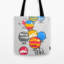 The Lost Marbles Tote Bag