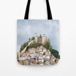 Lisboa landscape Tote Bag