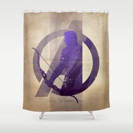 Avengers Assembled: The Ranger Shower Curtain