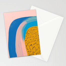 """""""Play"""" Stationery Cards"""