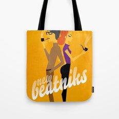 New Beatniks Tote Bag