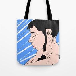 Milena Portrait Tote Bag