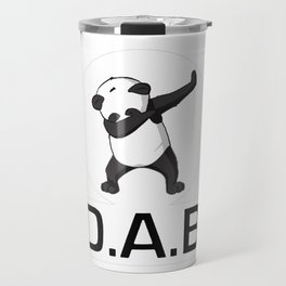-DAB- Panda DAB Travel Mug