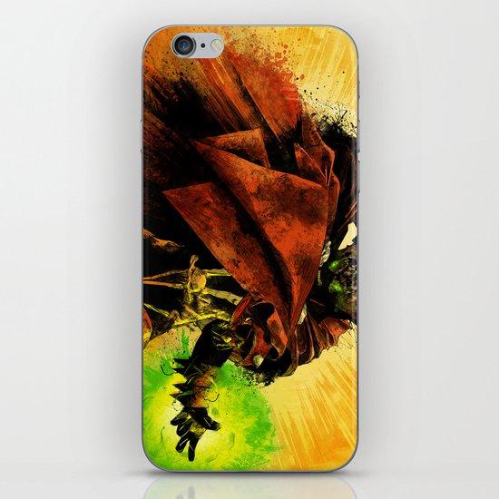 Hellspawn iPhone & iPod Skin