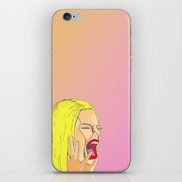 the Skreemers iPhone Skin