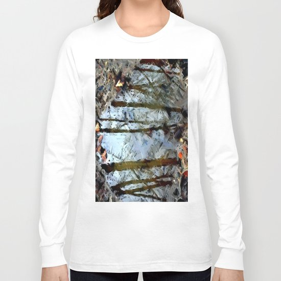 reflex in nature Long Sleeve T-shirt