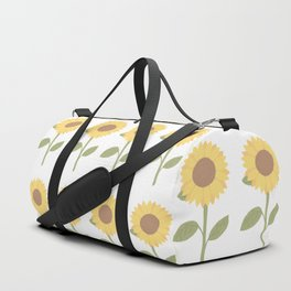 Face to the Sunshine Duffle Bag