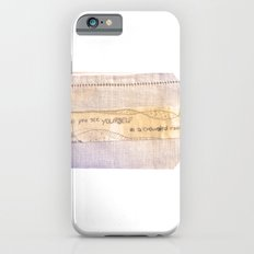 yourself Slim Case iPhone 6s