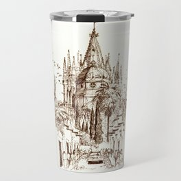 Cathedral, San Miguel de Allende Travel Mug