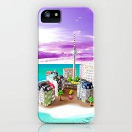 La Isla Berlina iPhone Case