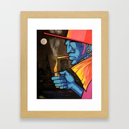 Hopster Framed Art Print