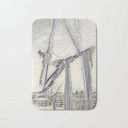 Aerial Dancer Bath Mat