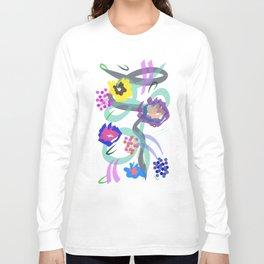 Abstract Garden Nr. 4 Long Sleeve T-shirt