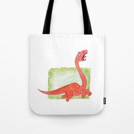 Run Dippy, Run! Tote Bag