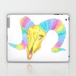 Rainbow Ibex Laptop & iPad Skin