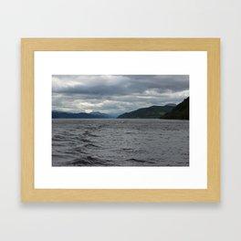 Loch Ness II Framed Art Print