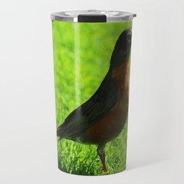 Robin Travel Mug