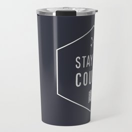 Stay the Course Travel Mug