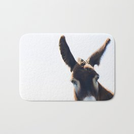 Two Ears One Mouth Bath Mat