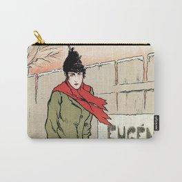 Eugénie Buffet winter Carry-All Pouch