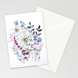 Wildflowers V Stationery Cards