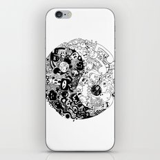 Sid-Sang iPhone & iPod Skin