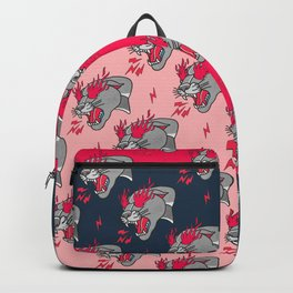 Panther Flame Backpack