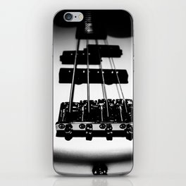 Bass Lines iPhone Skin