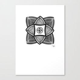 Mimbres Series - 10 Canvas Print