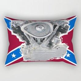 Rebel Rider Rectangular Pillow