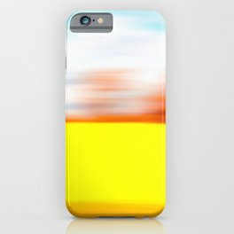Surreal Countryside 3 iPhone Case