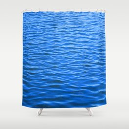 Water Shower Curtain