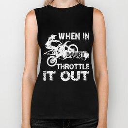 Motocross Motorcycle Dirtbike Design Biker Tank