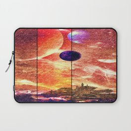 Distant worlds Laptop Sleeve