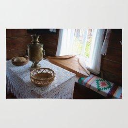 Kysle - Instrument of Mari People Rug