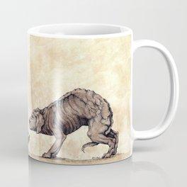 Boy and Puppy Coffee Mug